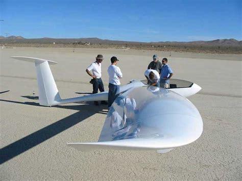 Microlift glider