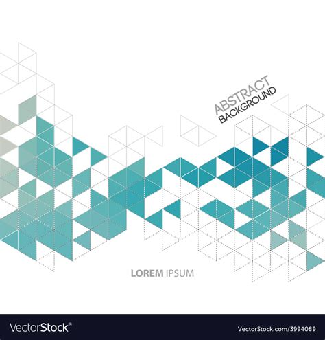 geometric design website templates entheos abstract retro geometric background template vector image Abstract