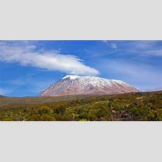 Mount Kilimanjaro National Park  Focus East Africa Tours