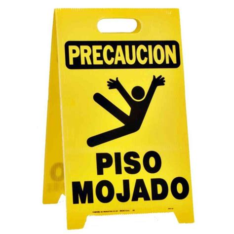 floor and decor reviews hy ko 20 in x 12 1 4 in plastic precaucion piso mojado