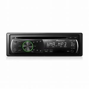 Pioneer Mp3 Player : pioneer deh 1220mp cd mp3 player car stereo front aux ~ Kayakingforconservation.com Haus und Dekorationen