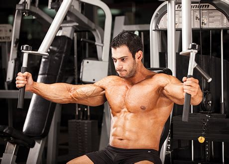 Pec Deck Machine Workout by What S An Exercise Machine That Is Found In Almost All