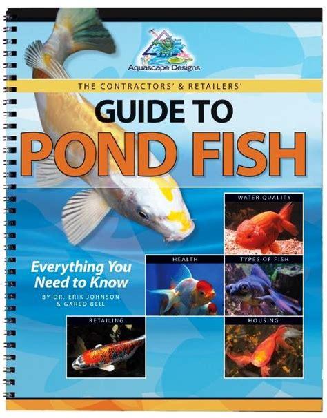 contractorsretailers guide  pond fish  dr eric