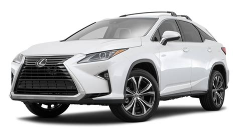 Lease A 2018 Lexus Rx 350 Automatic Awd In Canada