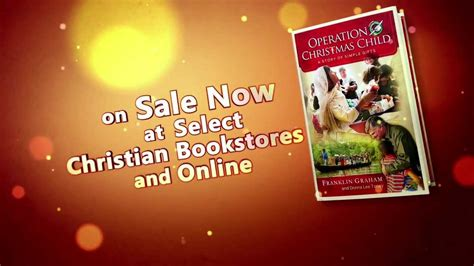 a story of simple gifts operation christmas child book