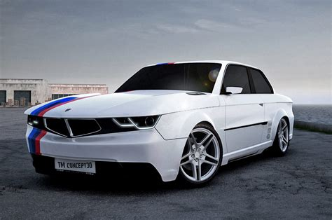 bmw e30 based tm concept30 concept cars diseno art