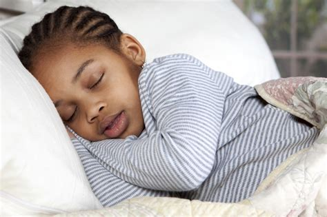 Sleeping Child by Outdoor Play Time Can Enhance Children S Sleep