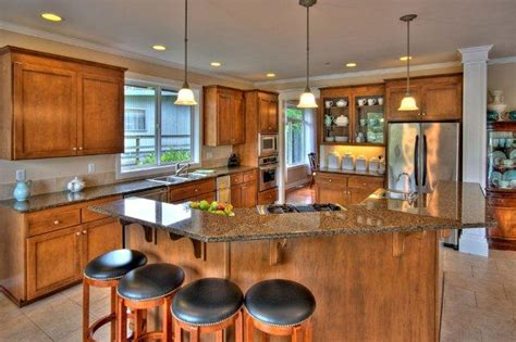 kitchens with large islands 1000 images about interiors on kitchen
