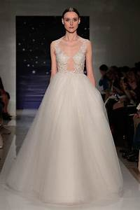 barely there bridal style vera wang With barely there wedding dress
