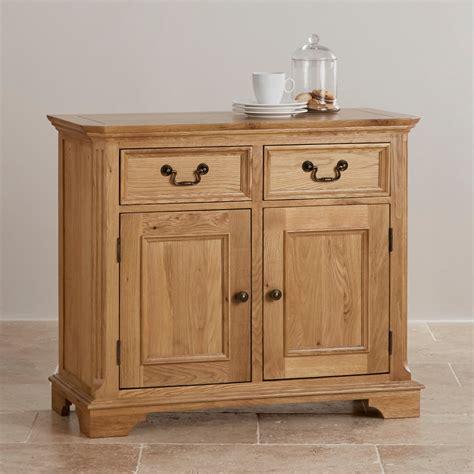 Oak Sideboard Furniture by Edinburgh Solid Oak Small Sideboard By Oak