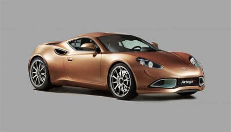 Artega Scalo Electric Sports Car Debuts In Frankfurt (images