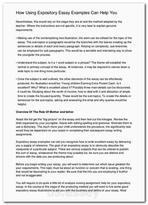expository essay writer  hire   opinion