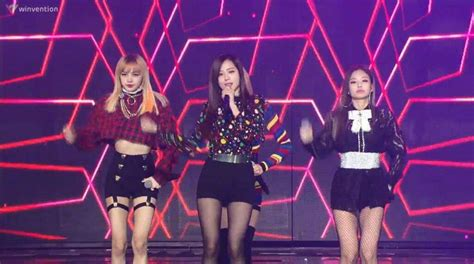 blackpink seoul awards blink