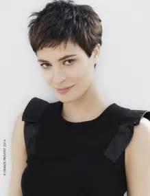 coupe de cheveux femme courte coupe cheveux très courts femme 2014