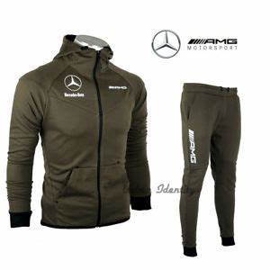 Survetement Amg Mercedes : ensemble jogging mercedes ~ Dallasstarsshop.com Idées de Décoration