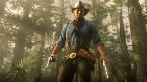 Red Dead Redemption 2s Guns Detailed New Screenshots