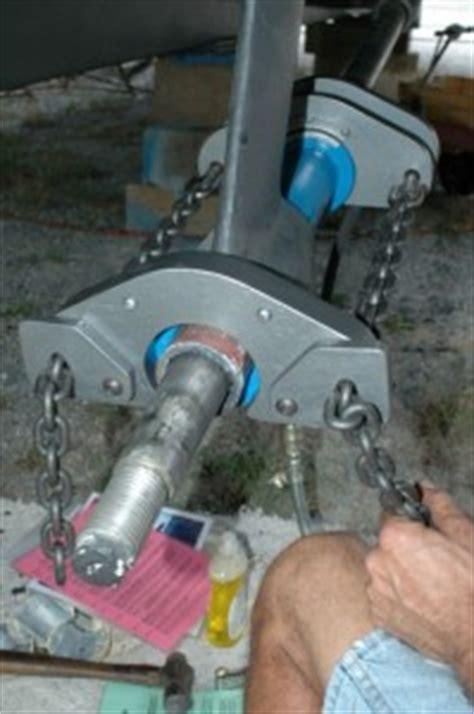 shaft bearing etiquette steve dantonio marine consulting