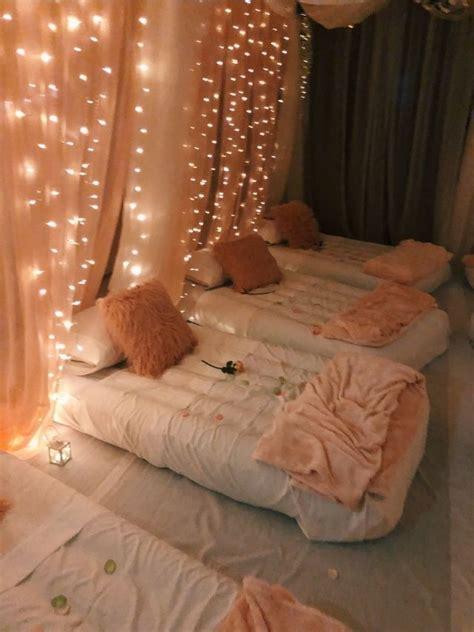 vsco kikimont   sleepover room room decor