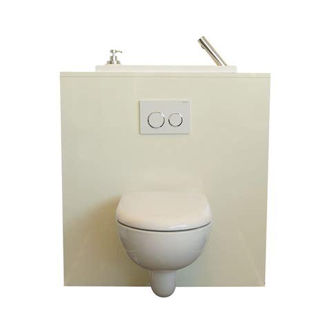 wc suspendu geberit avec lave wici bati modele miami