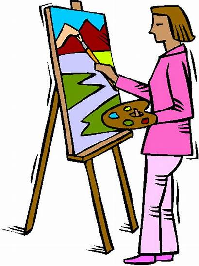 Clipart Artist Painter Clipartpanda Terms