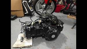 Cbr250r Engine Removal - First Time