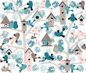 Family Tree Shop : bird family tree fabric heleenvanbuul spoonflower ~ Bigdaddyawards.com Haus und Dekorationen