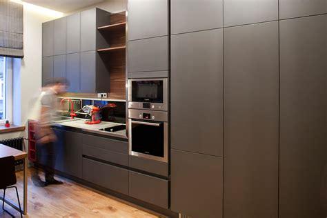 kitchen for studio flat kitchen studio apartment in riga by eric carlson