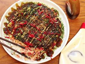 Okonomiyaki (Japanese Cabbage Pancake) Recipe | Serious Eats