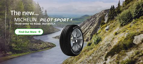 Buy Michelin Tyres Online In The Uk With Local Fitting
