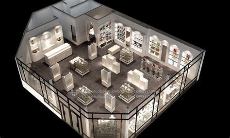 roop darshan indian jewelry store display design  store