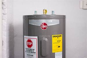 Electric Water Heater Upper Thermostat