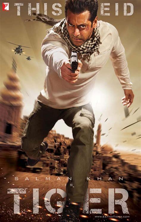 Movie Ek Tha Tiger Ek Tha Tiger Movie Poster And Trailer Xcitefun Net
