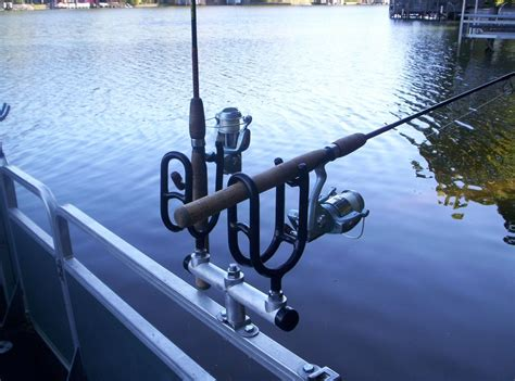 Fishing Rod Holders For A Pontoon Boat by Beaver Creek Rod Holder Company Boat Fishing Rod Holders