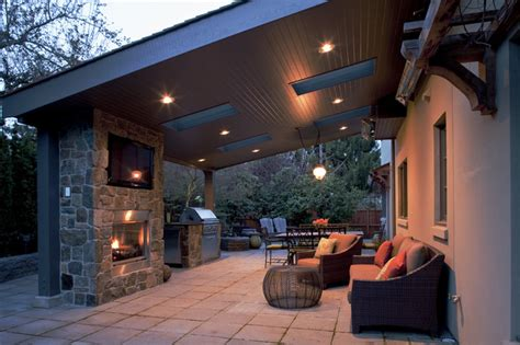 windermere outdoor room traditional patio seattle