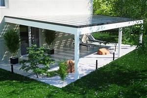 überdachte Terrasse Holz : terrassendach aus holz pb02 hitoiro ~ Whattoseeinmadrid.com Haus und Dekorationen
