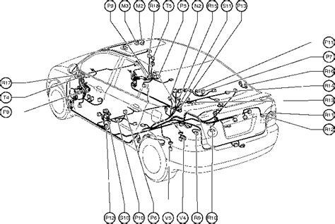 Toyota Prius Body Parts Diagram
