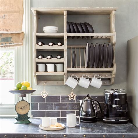 Vintage Kitchen Furniture by Characterful Kitchen With Upcycled Furniture And Vintage Finds