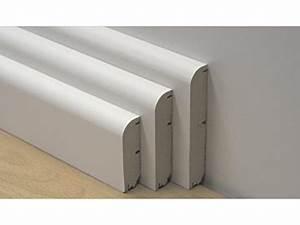 Sockelleisten Weiß Holz : mdf classic sockelleisten weiss gerade form h 58 x t ~ A.2002-acura-tl-radio.info Haus und Dekorationen