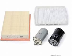 Vw Mk3 Jetta Tdi Filter Kit