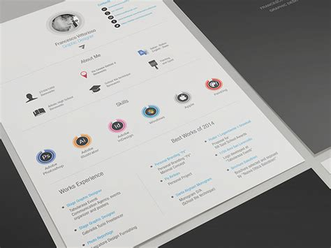 Adobe Indesign Resumeadobe Indesign Resume Template by 50 Beautiful Free Resume Cv Templates In Ai Indesign