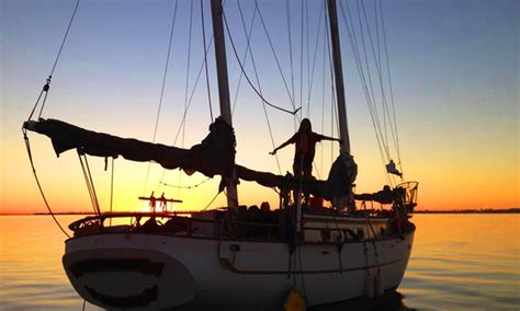 San Diego Boat Tours Groupon by Oceanquest Sailing Adventures Up To 49 San Diego