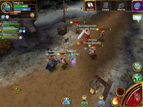 best iphone rpg top 5 free mmorpgs for ios
