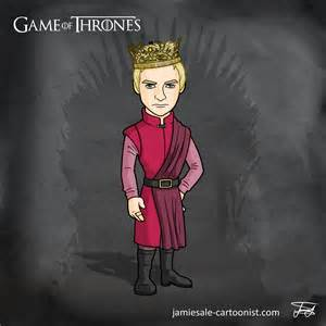 Games Thrones Cartoon