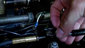 Mercruiser 260 Shift Cable  U0026 Neutral Cutoff Switch