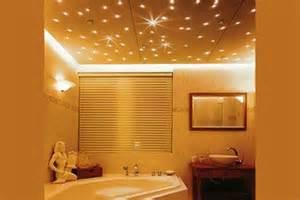 sternenhimmel im badezimmer badezimmer beleuchtung glasfaser kreative ideen für ihr zuhause design