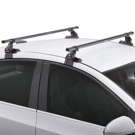 complete roof rack system sr sportrack