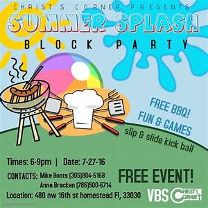 block party flyer templates postermywall With block party template flyers free