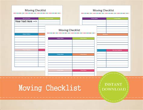 moving checklist template moving checklist template 19 word excel pdf documents free premium templates