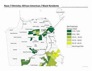 Black / African-American | San Francisco Climate and ...