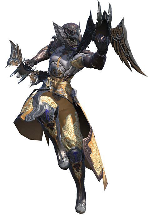 Monk PvP Gear Art - Final Fantasy XIV: A Realm Reborn Art ...